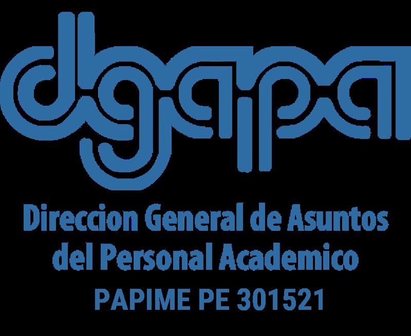 DGAPA PAPIME PE 301521